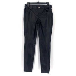 BlankNYC Skinny Classique Faux Leather Pants Black